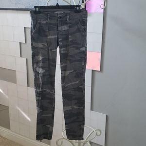 Jolt size 1 army cargo pants